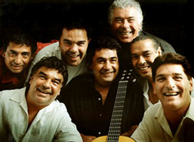 The Gipsy Kings!